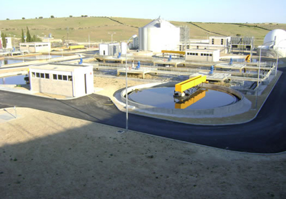 The Navarrosillos WWTP