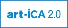 Logo art-ICA 2.0